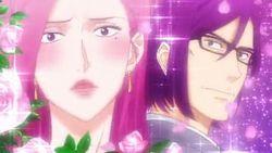 島崎とシロさん