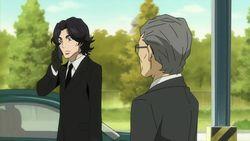 【海月姫 第8話】花森と鯉淵慶一郎