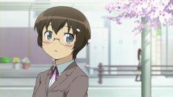 俺の妹がこんなに可愛いわけがない 田村麻奈美