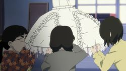 【海月姫 10話】千絵子と月海とジジ