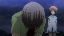 【これはゾンビですか? 6話】歩とハルナ