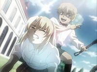【フリージング Episode 07】サテライザー、ルイス