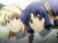 【フリージング Episode 07】サテライザー、ラナ