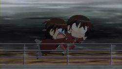 【神のみぞ知るセカイII FLAG 7.0】小阪ちひろと桂馬