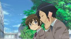 【俺の妹がこんなに可愛いわけがない 第15話(最終回)】田村麻奈実と京介