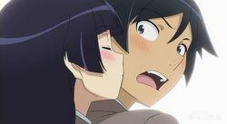 【俺の妹がこんなに可愛いわけがない 第15話(最終回)】黒猫と京介
