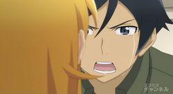 【俺の妹がこんなに可愛いわけがない 第15話(最終回)】桐乃と京介