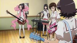 【神のみぞ知るセカイ OVA「4人とアイドル」】2B PENCILS
