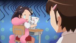 【神のみぞ知るセカイ OVA「4人とアイドル」】エルシィ